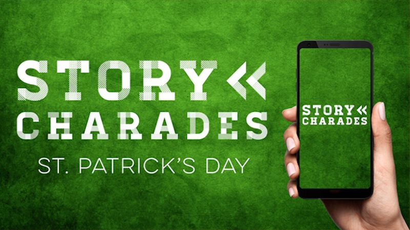 Story Charades St. Patrick's Day Edition