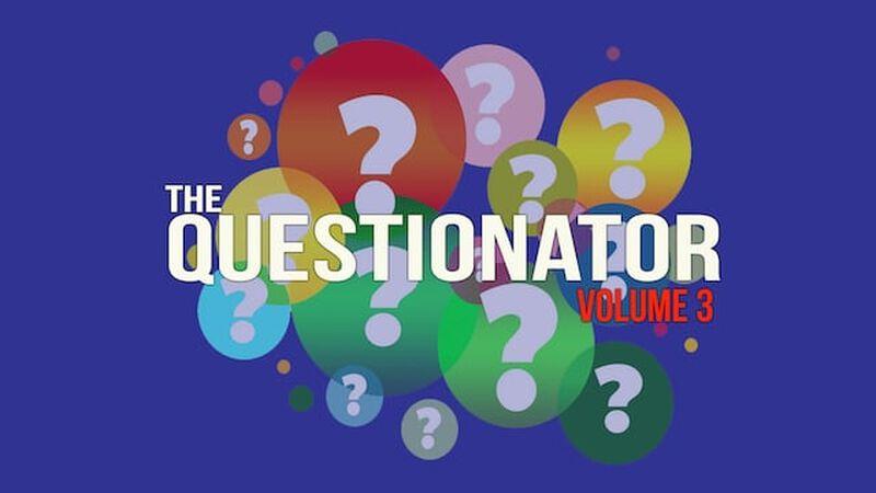 The Questionator - Volume 3