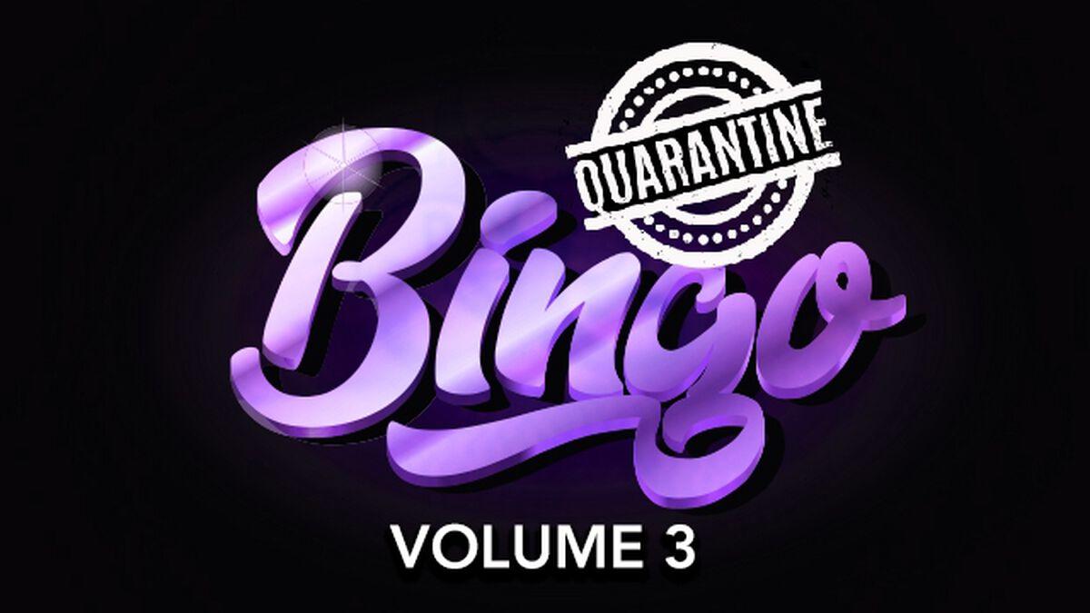 Quarantine Bingo Volume 3 image number null