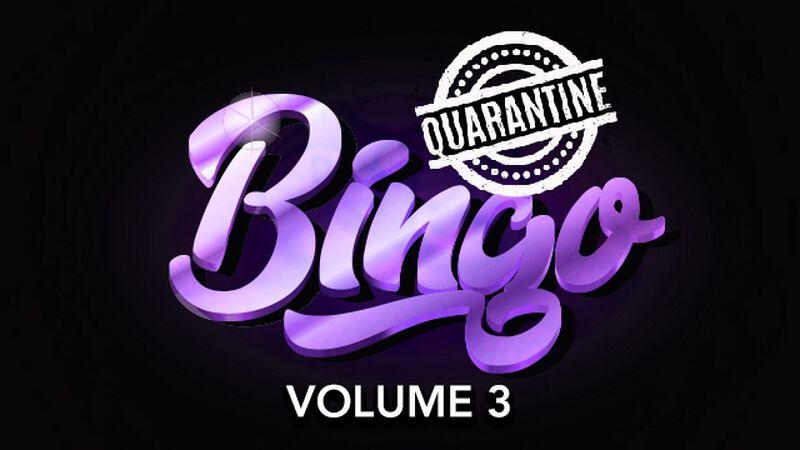 Quarantine Bingo Volume 3