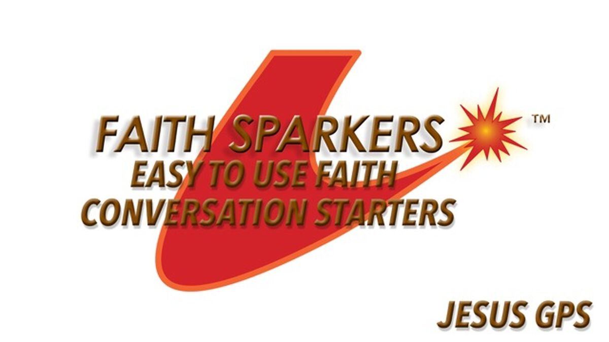 JESUS GPS Philippians 1:6 A Quarter Life Faith Sparker™ for Young Adults image number null