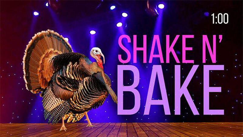 Shake n Bake Turkey Countdown Video