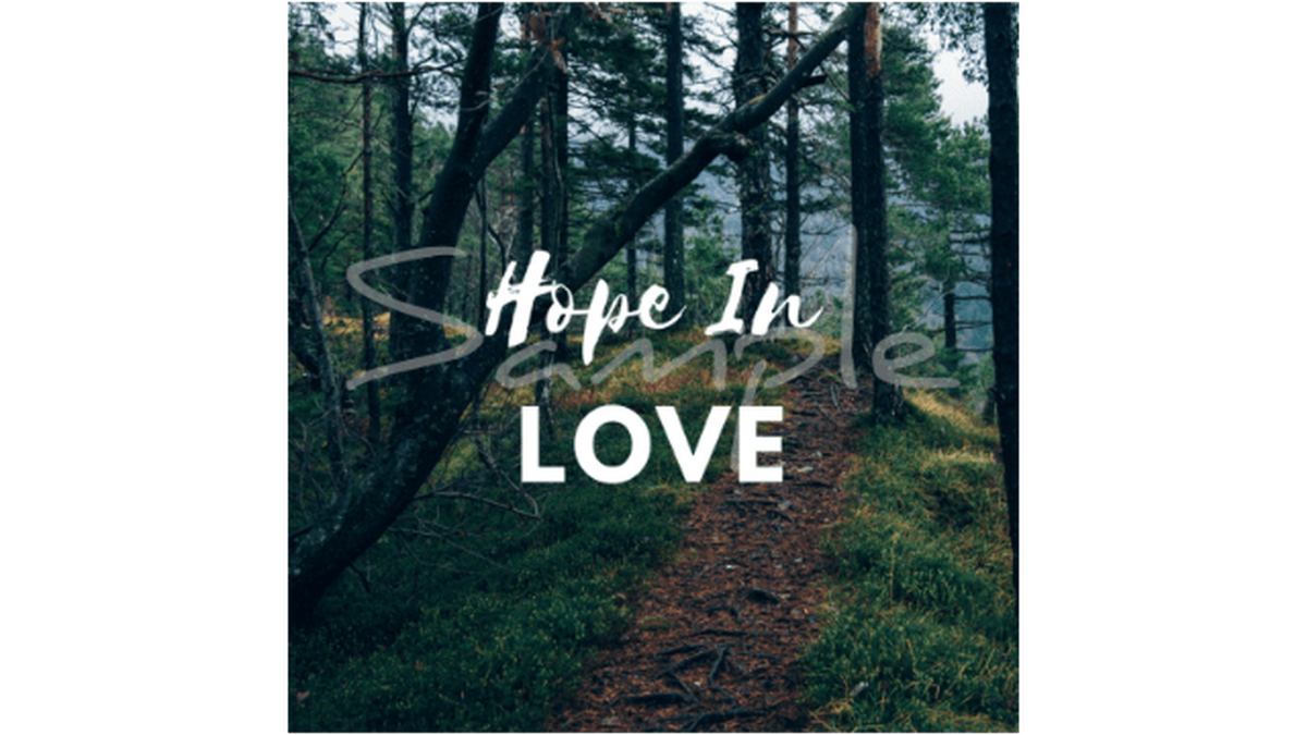 Social Devotions - 7 Days of Hope image number null