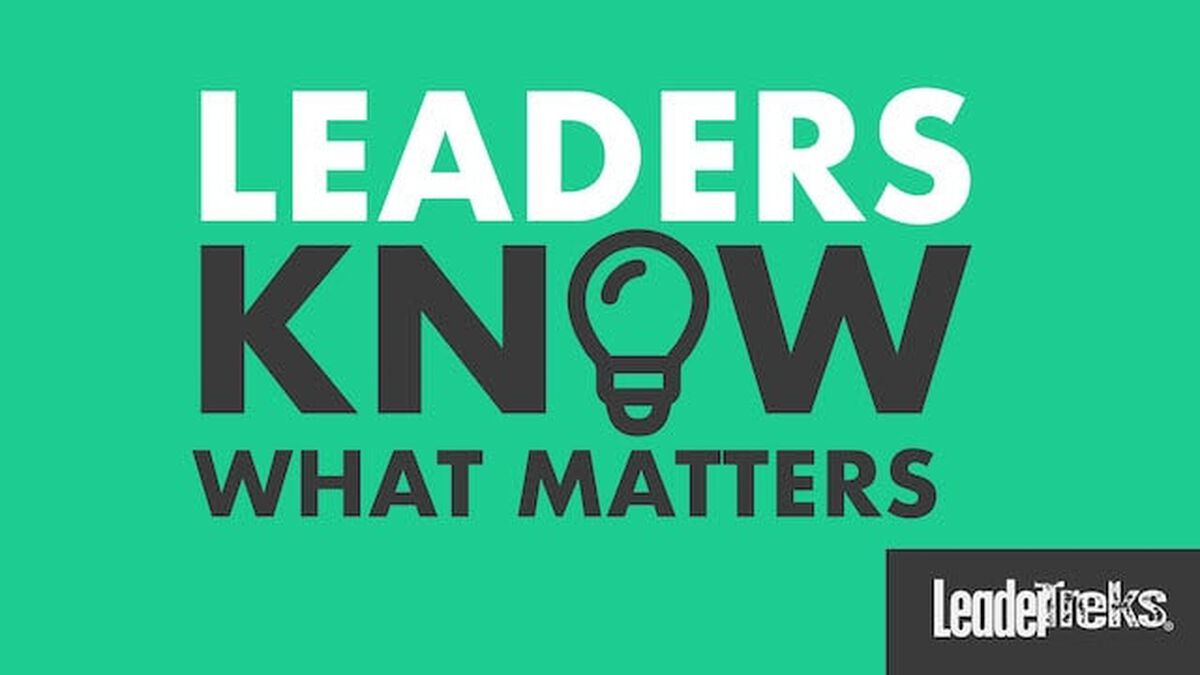 Student Leaders Know What Matters image number null
