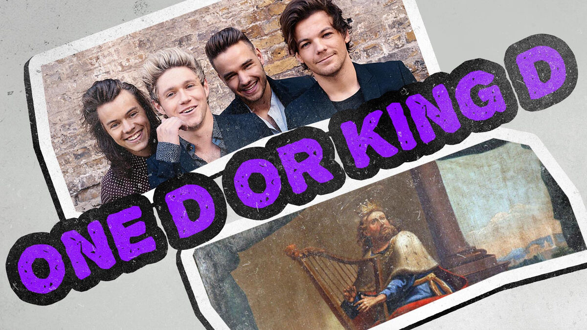 One Direction or King David image number null