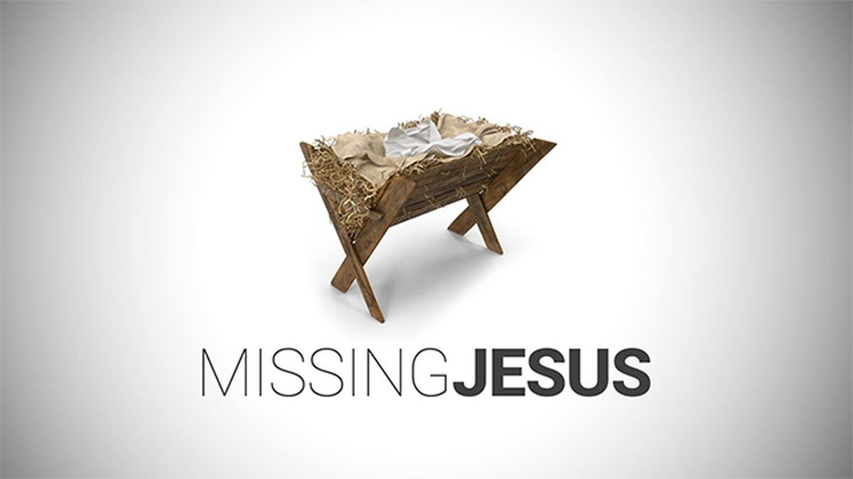 Missing Jesus image number null