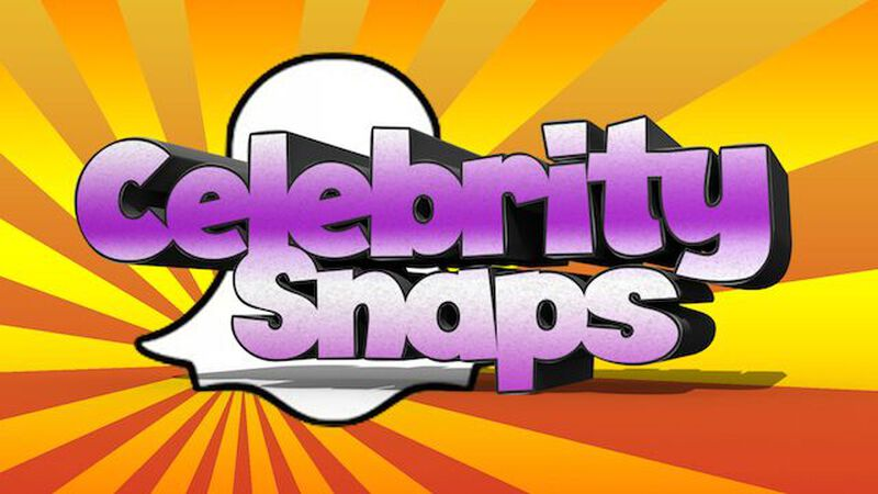 Celebrity Snaps