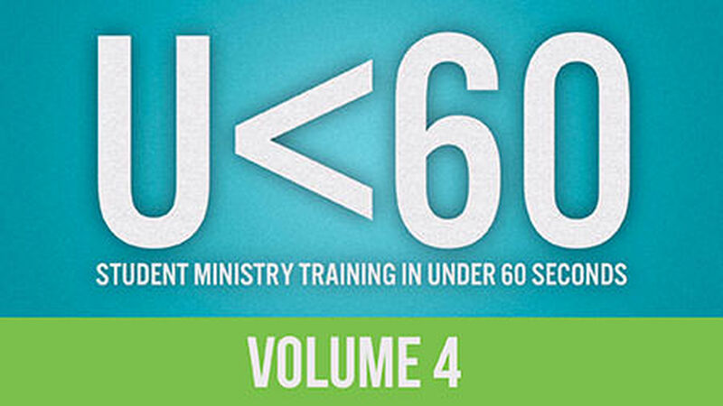 60 Second Volunteer Training Videos: Volume 4