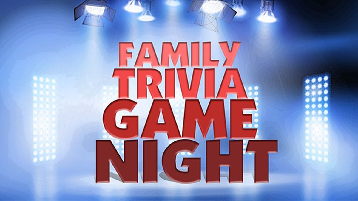 Family Trivia Game Night image number null