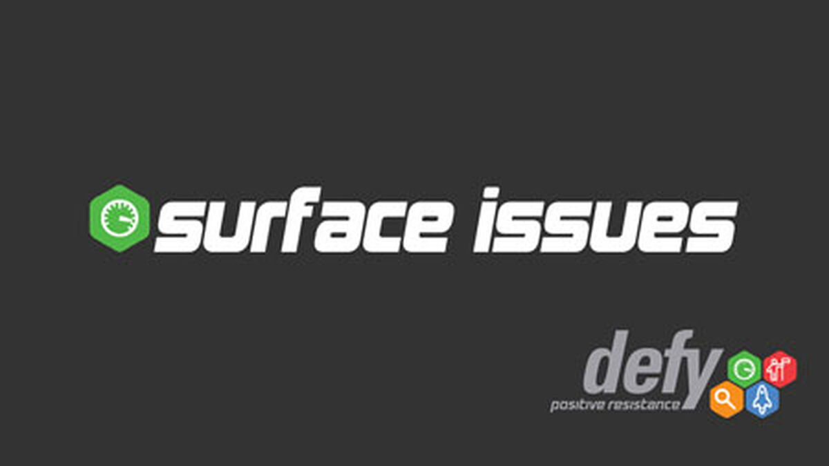 Defy: Surface Issues image number null