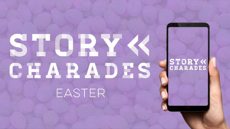 Story Charades Easter