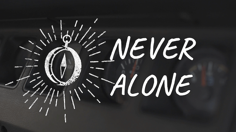 Never Alone Video