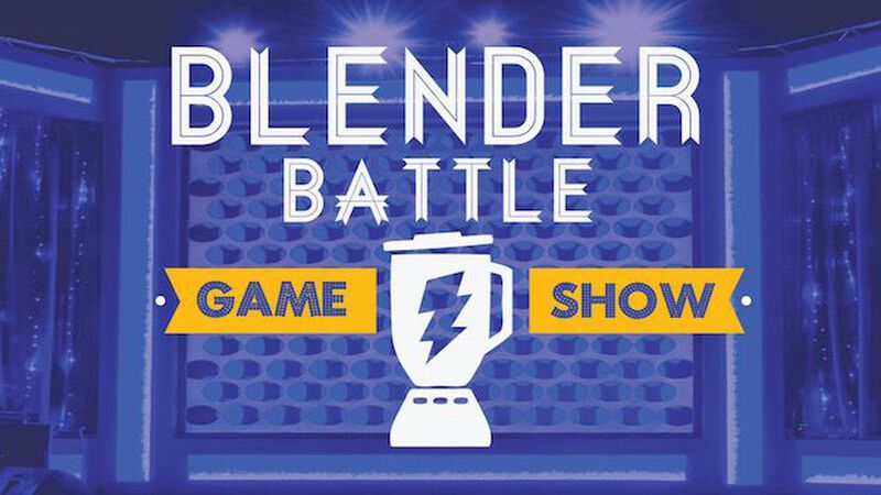 Blender Battle Game Show