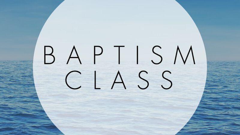 Baptism Preparation Pack