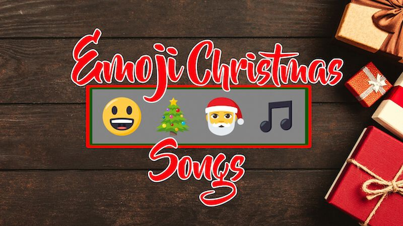 Emoji Christmas Songs