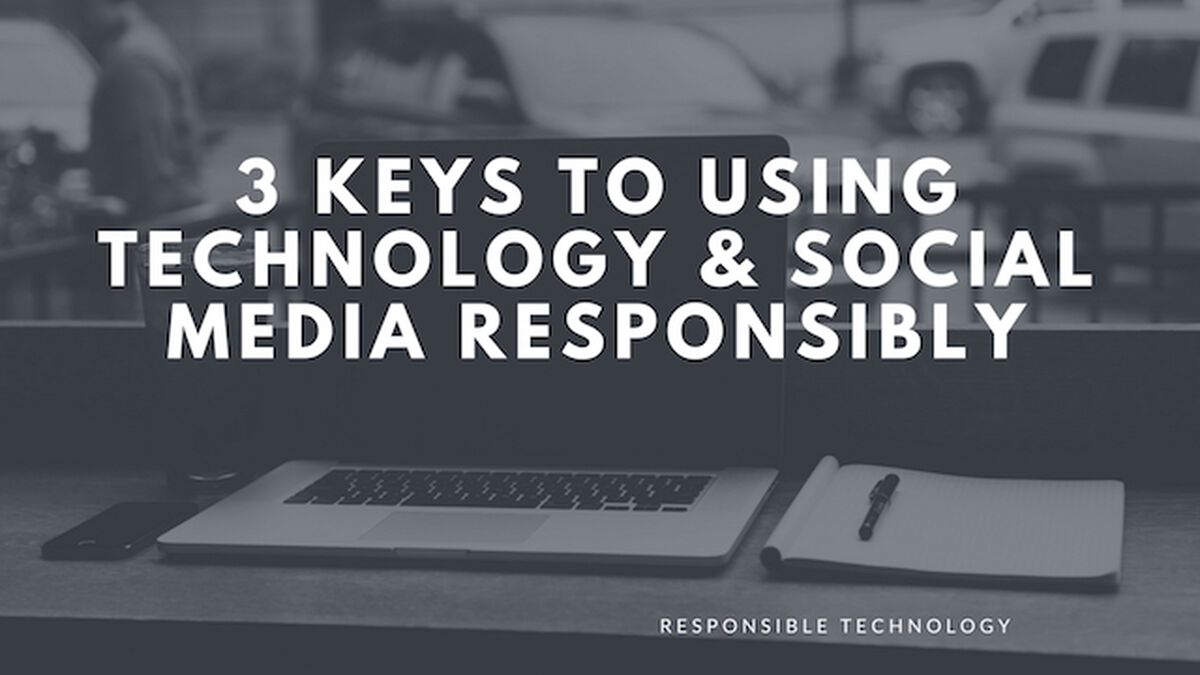 Responsible Technology image number null
