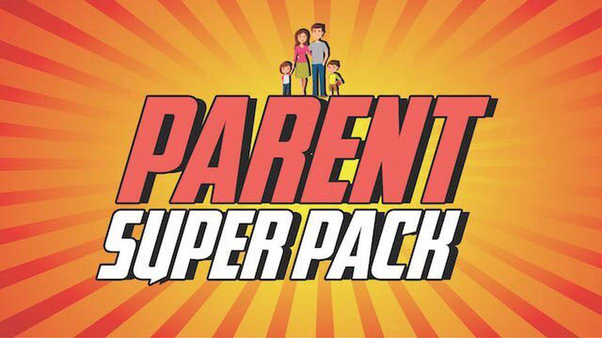 Parent Super Pack image number null