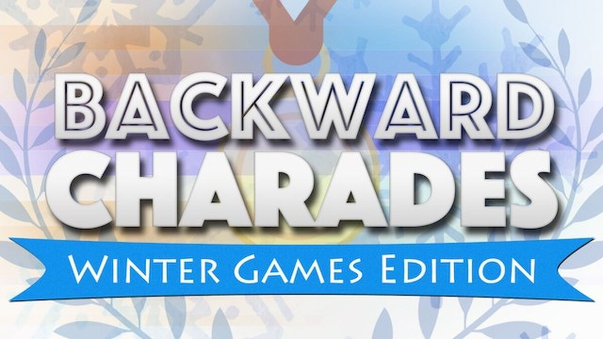 Backward Charades Winter Games Edition image number null