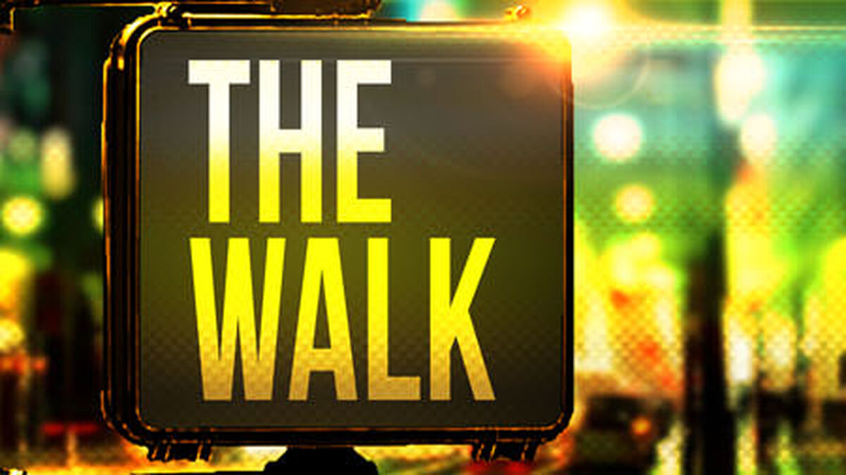 The Walk image number null