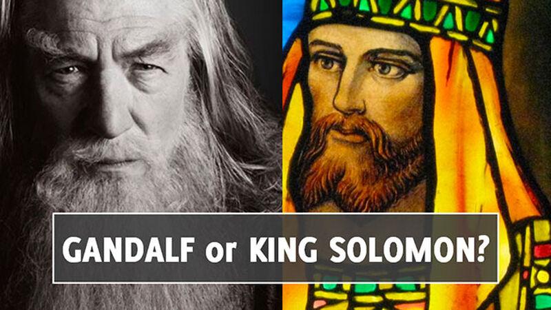 Solomon or Gandalf