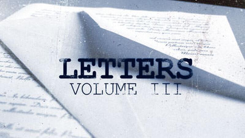 Letters Bundle: Volume 3