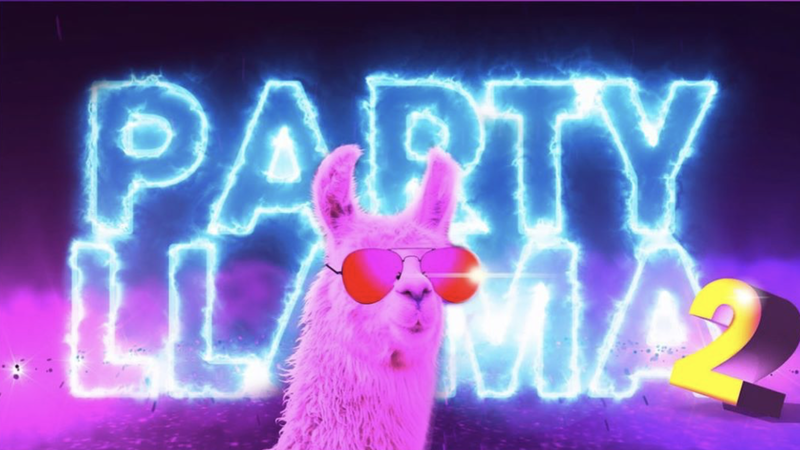 Countdown Video feat. Party Llama Volume 2
