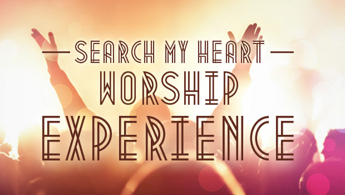 Search My Heart Worship Experience image number null