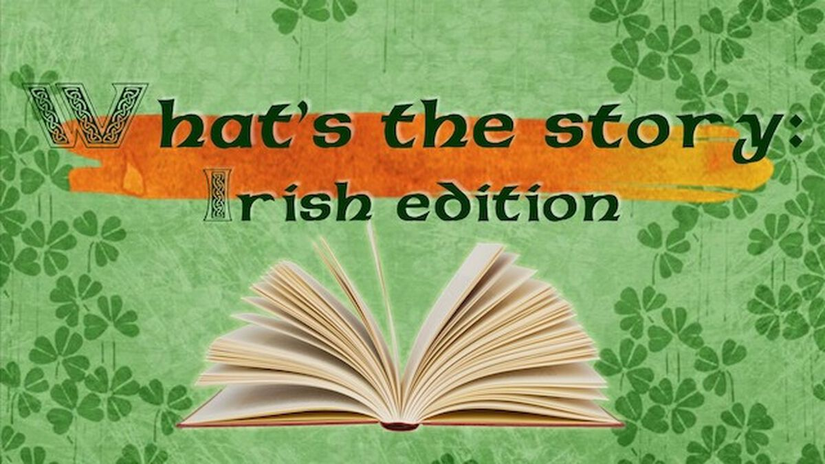 What's The Story: Irish Edition image number null