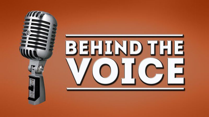 Behind The Voice
