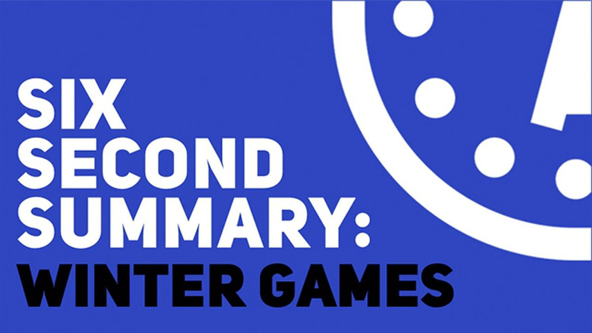 Six Second Summary: Winter Games image number null