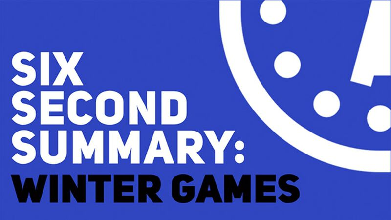 Six Second Summary: Winter Games