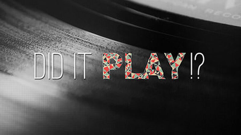 DID IT PLAY!? Game