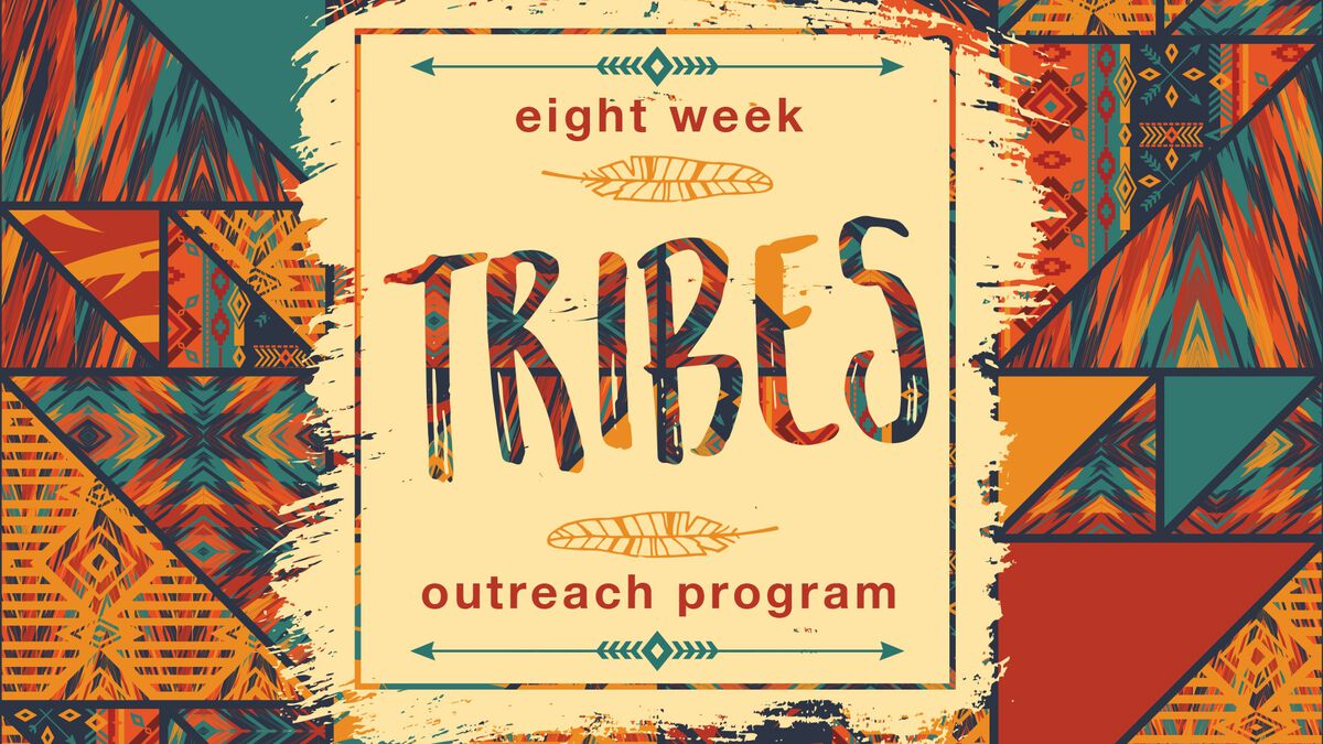 TRIBES - An 8-week summer outreach experience image number null