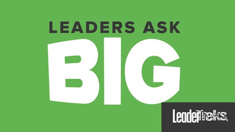Student Leaders Ask Big