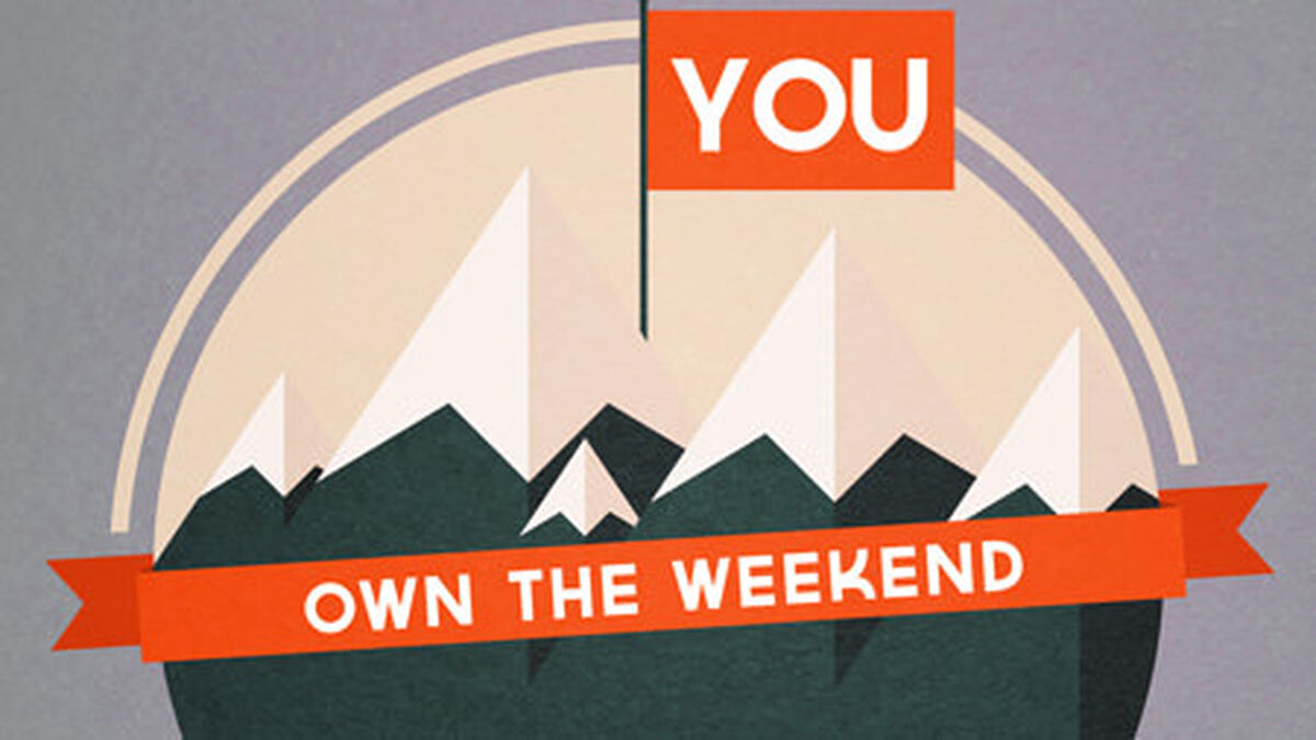 All About: You Own the Weekend image number null