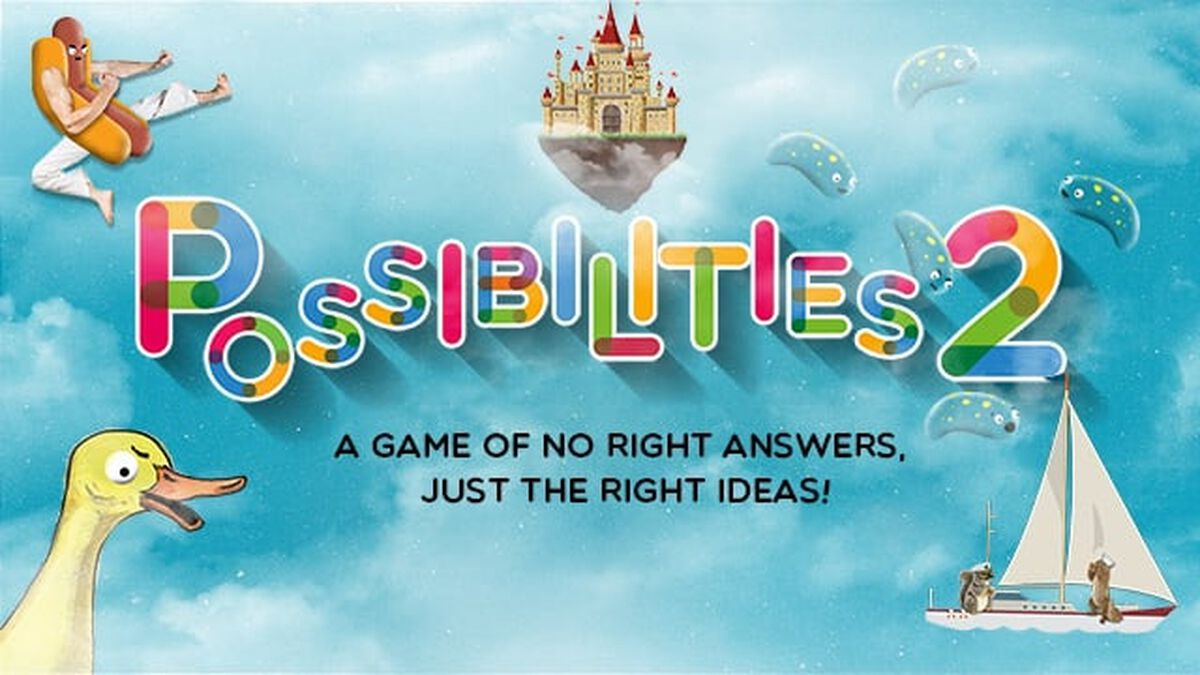Possibilities Volume 2 image number null