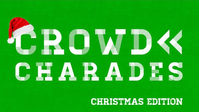 Crowd Charades: Christmas Edition