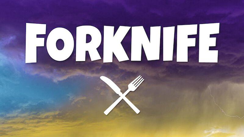 Forknife