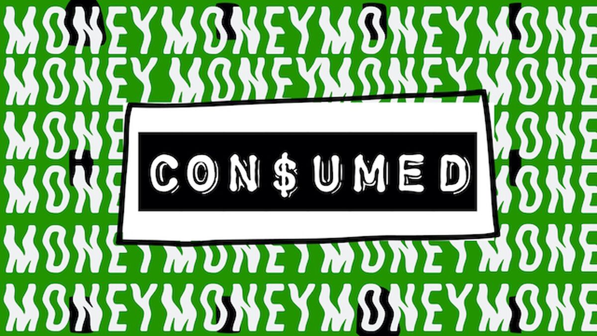 Consumed image number null