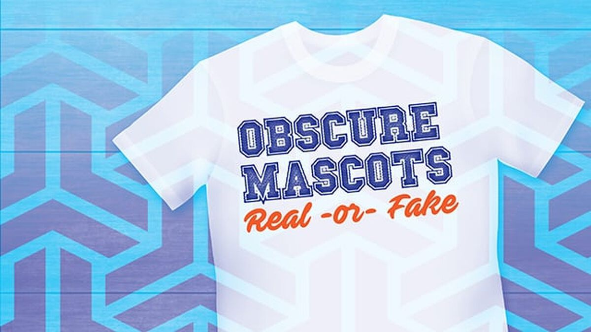 Obscure Mascots - Real or Fake image number null