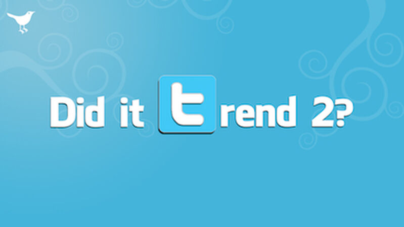 Did It Trend 2