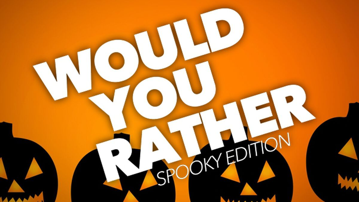 Would You Rather Spooky Edition image number null