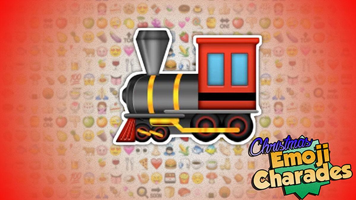 Christmas Emoji Charades  image number null