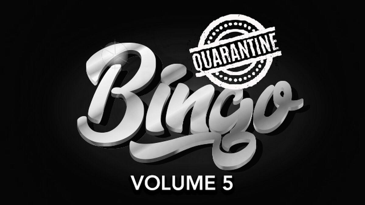 Quarantine Bingo Volume 5 image number null