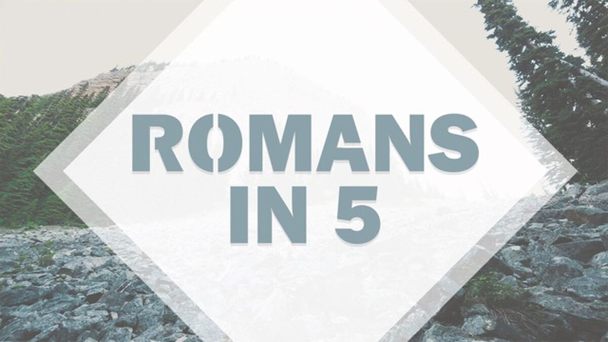 Romans in 5 image number null