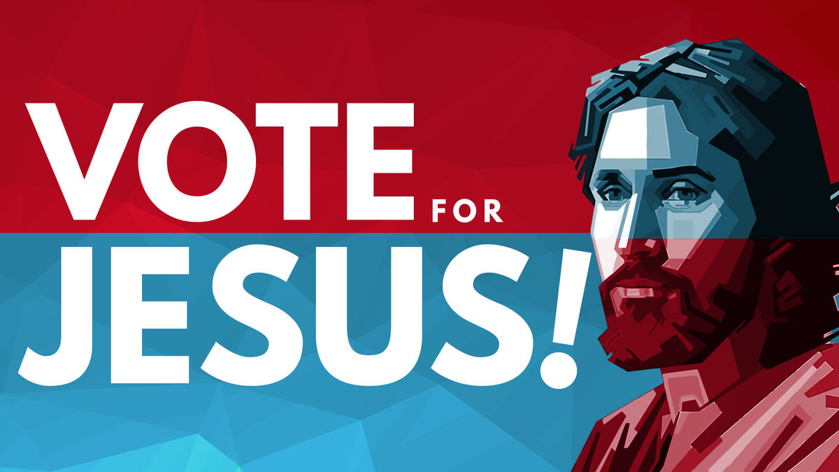 Vote for Jesus image number null