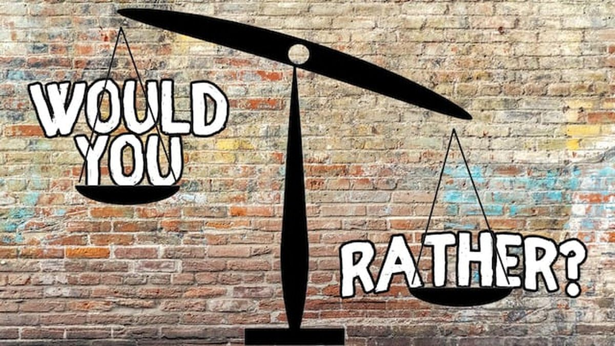 Would You Rather? Sidekick Edition image number null