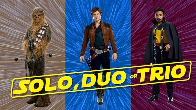Solo, Duo or Trio