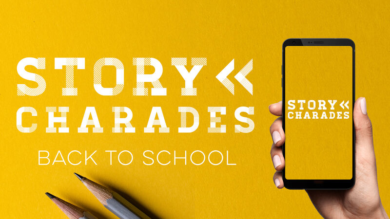 Story Charades Back To School