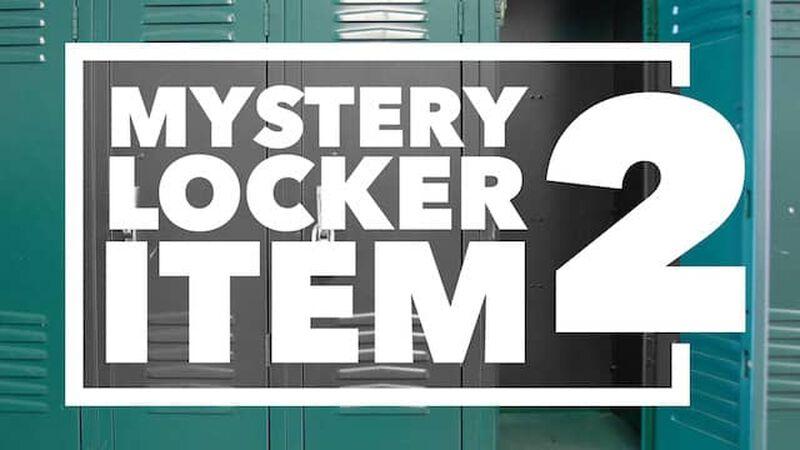 Mystery Locker Item: Volume 2